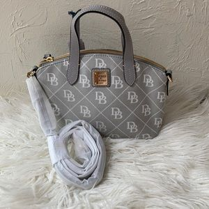 Dooney & Bourke Signature Quilt Ruby Small Bag